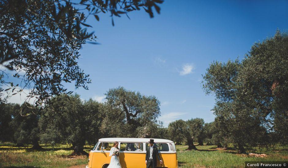 Il matrimonio di Erik e Ilaria a Brindisi, Brindisi