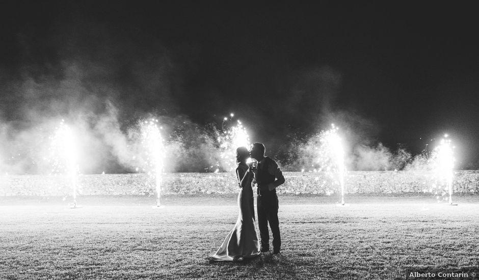 Il matrimonio di Stefano e Luana a Castegnero, Vicenza