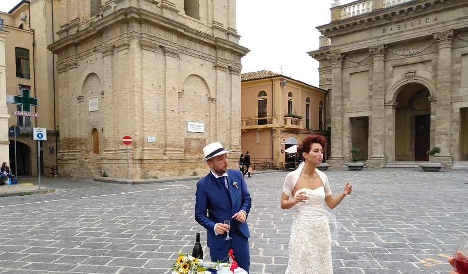 Il matrimonio di Valentina e Jacopo a Lanciano, Chieti