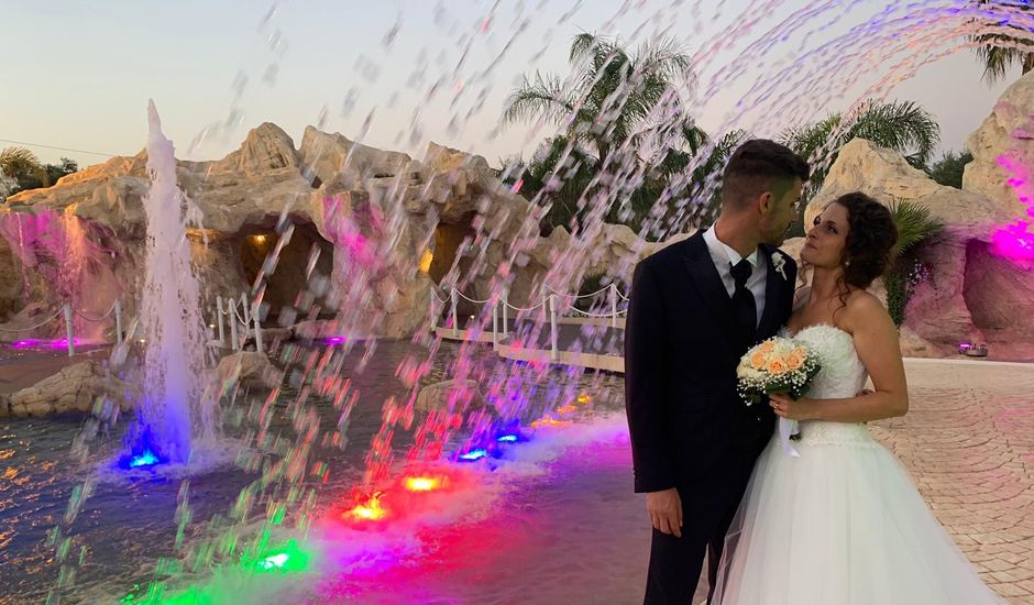 Il matrimonio di Davide e Deborah a Taranto, Taranto