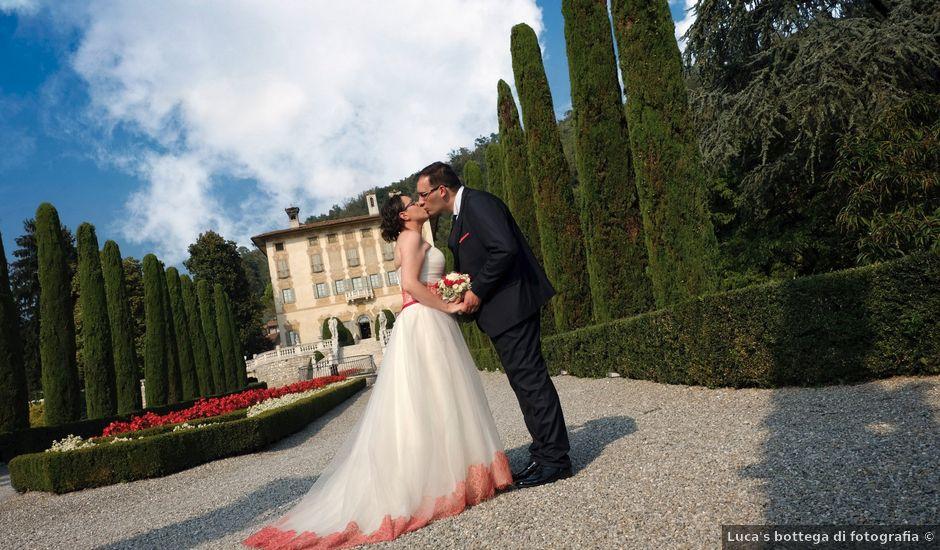 Il matrimonio di Mauro e Sara a Nembro, Bergamo