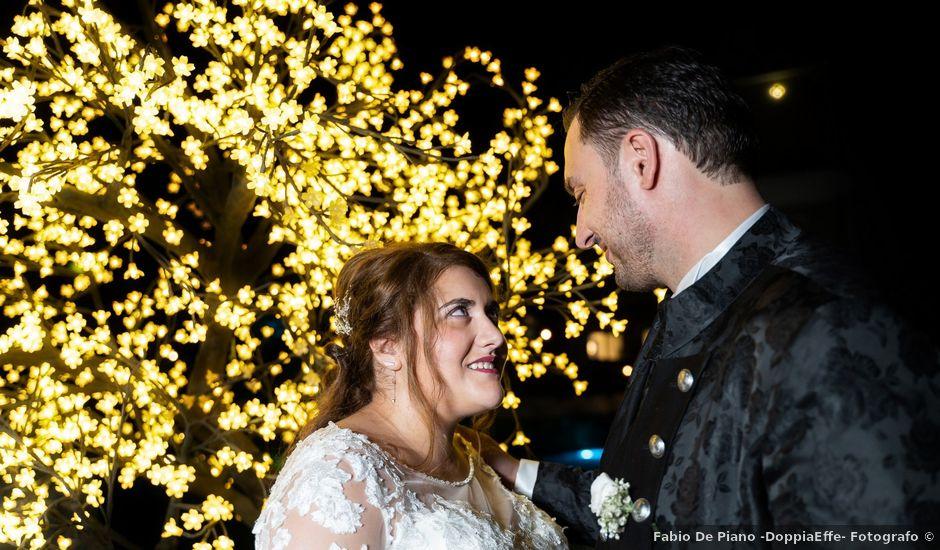 Il matrimonio di Davide e Sabrina a Solofra, Avellino