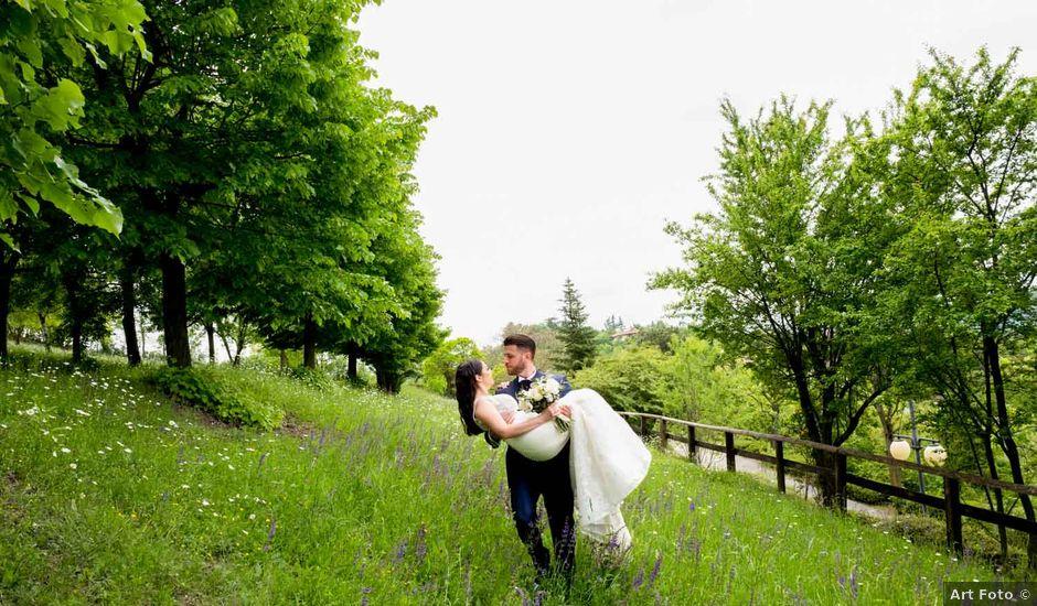 Il matrimonio di Fabio e Alexandra a Cocconato, Asti