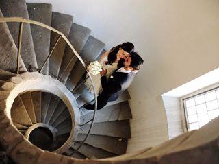 Le nozze di Luisa e Felipe