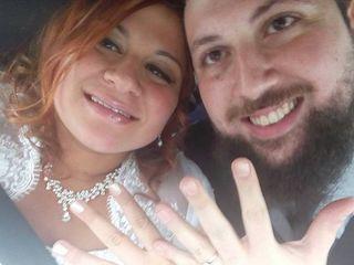 Le nozze di Gabriele e Giuliana 1