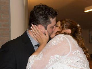 Le nozze di Gabriele e Giuliana