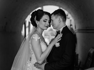 Le nozze di Olga e Vitalie