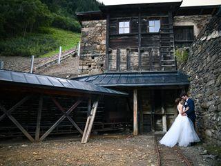 Le nozze di Thomas e Serena