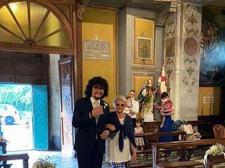 Le nozze di Riccardo Mauri e Giulia Sajni 2