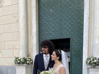 Le nozze di Riccardo Mauri e Giulia Sajni 3