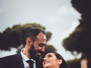 Le nozze di Miriam e Simone