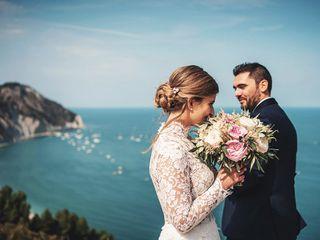 Le nozze di Michele e Claudia
