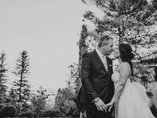 Le nozze di Donatella e Andrea