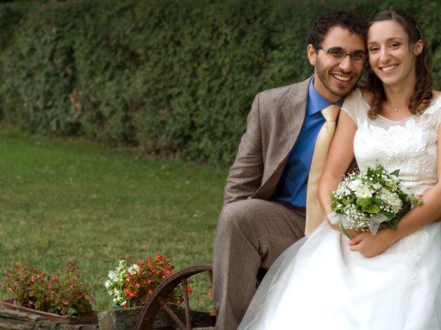 Il matrimonio di Marco e Maria a Incisa in Val d'Arno, Firenze 19