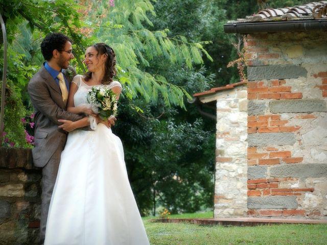Il matrimonio di Marco e Maria a Incisa in Val d'Arno, Firenze 20