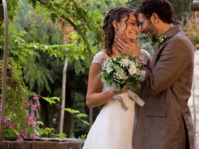 Il matrimonio di Marco e Maria a Incisa in Val d'Arno, Firenze 21