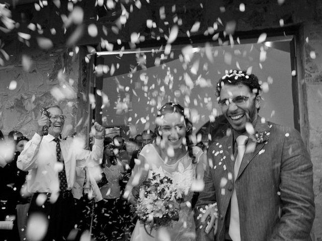 Il matrimonio di Marco e Maria a Incisa in Val d'Arno, Firenze 18