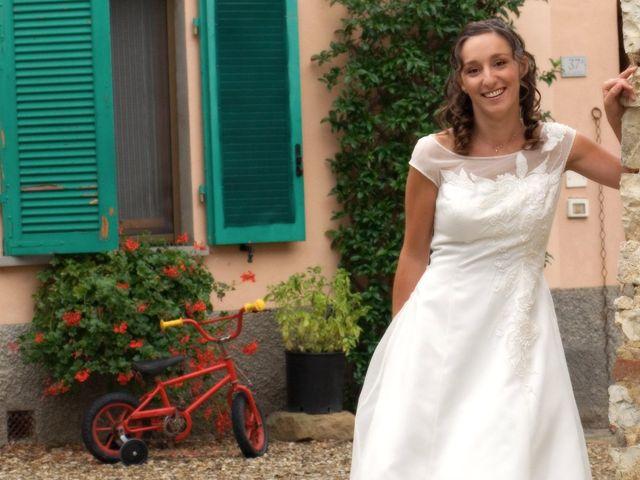 Il matrimonio di Marco e Maria a Incisa in Val d'Arno, Firenze 9