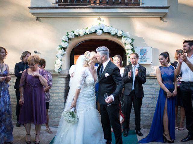 Il matrimonio di Giorgio e Loredana a Forlì, Forlì-Cesena 32