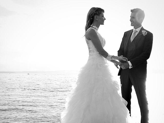 le nozze di Tiziana e Ernesto
