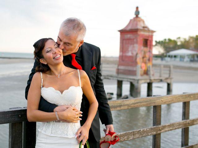 le nozze di Enna e Ivan