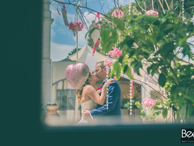 Il matrimonio di Claudio e Denise a Fauglia, Pisa 1