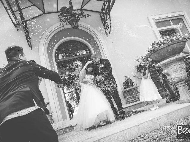 Il matrimonio di Claudio e Denise a Fauglia, Pisa 6