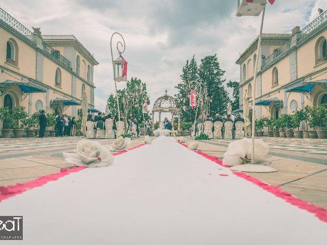 Il matrimonio di Claudio e Denise a Fauglia, Pisa 7