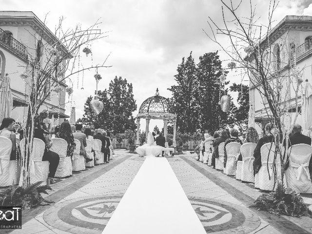 Il matrimonio di Claudio e Denise a Fauglia, Pisa 8