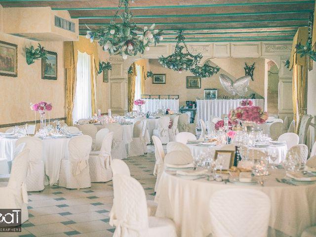 Il matrimonio di Claudio e Denise a Fauglia, Pisa 9