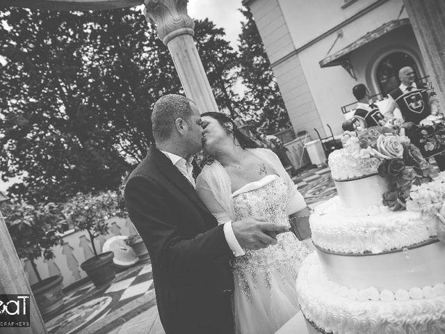 Il matrimonio di Claudio e Denise a Fauglia, Pisa 10