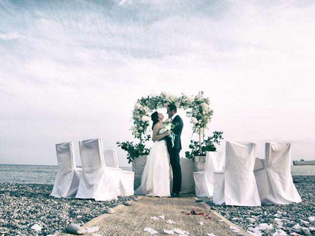 Il matrimonio di Alexandrà e Giuliano a Savona, Savona 1