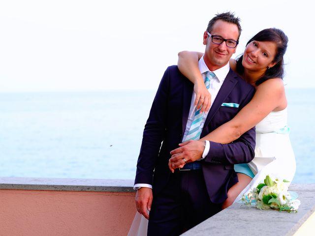 Il matrimonio di Alexandrà e Giuliano a Savona, Savona 19