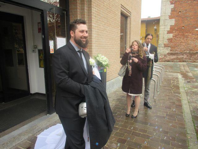 Il matrimonio di Giuliana e Gabriele a Melzo, Milano 9