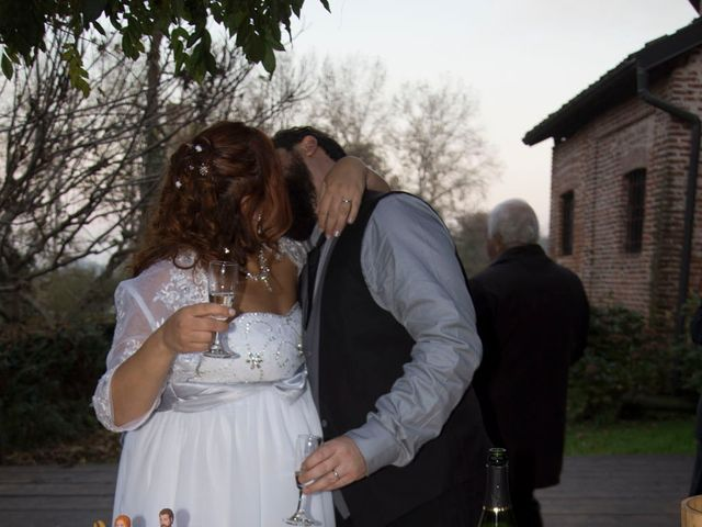 Il matrimonio di Giuliana e Gabriele a Melzo, Milano 11
