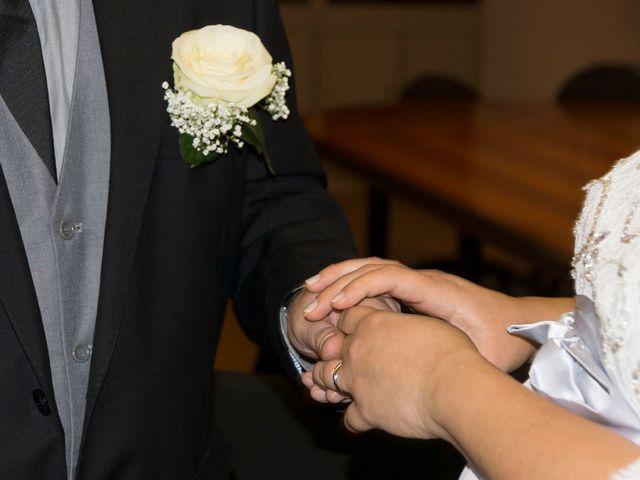 Il matrimonio di Giuliana e Gabriele a Melzo, Milano 2