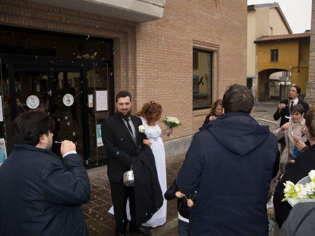 Il matrimonio di Giuliana e Gabriele a Melzo, Milano 14