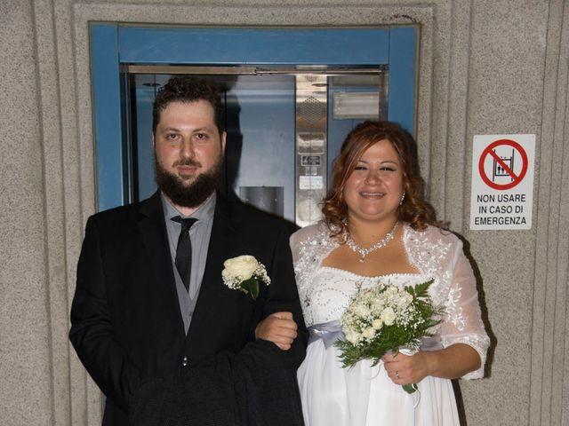 Il matrimonio di Giuliana e Gabriele a Melzo, Milano 15