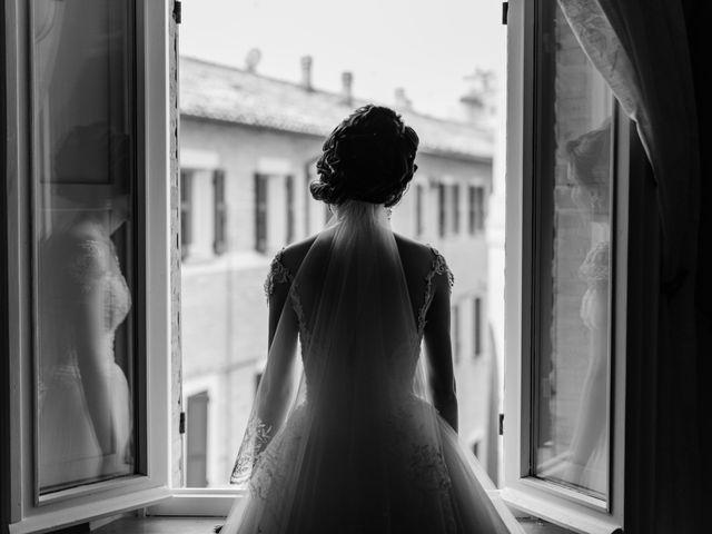 Il matrimonio di Vitalie e Olga a Modena, Modena 9