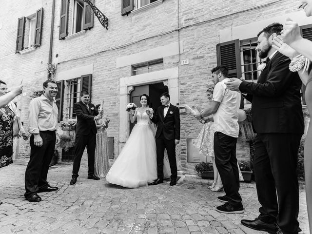 Il matrimonio di Vitalie e Olga a Modena, Modena 17