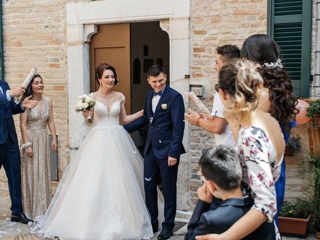 Il matrimonio di Vitalie e Olga a Modena, Modena 18