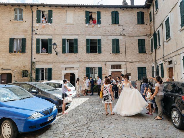 Il matrimonio di Vitalie e Olga a Modena, Modena 19