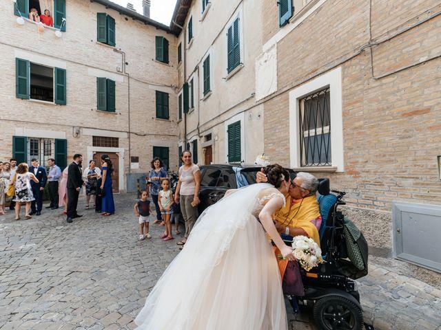 Il matrimonio di Vitalie e Olga a Modena, Modena 20