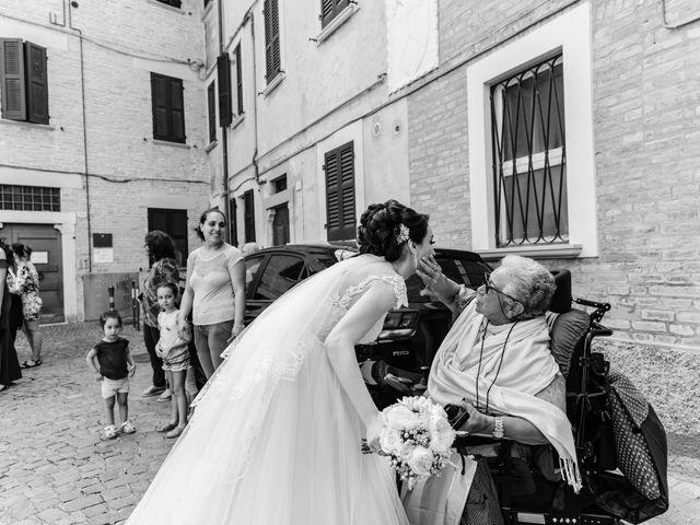 Il matrimonio di Vitalie e Olga a Modena, Modena 21