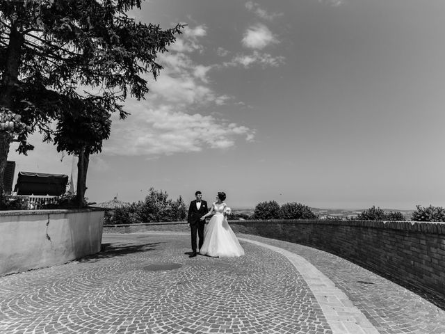 Il matrimonio di Vitalie e Olga a Modena, Modena 22