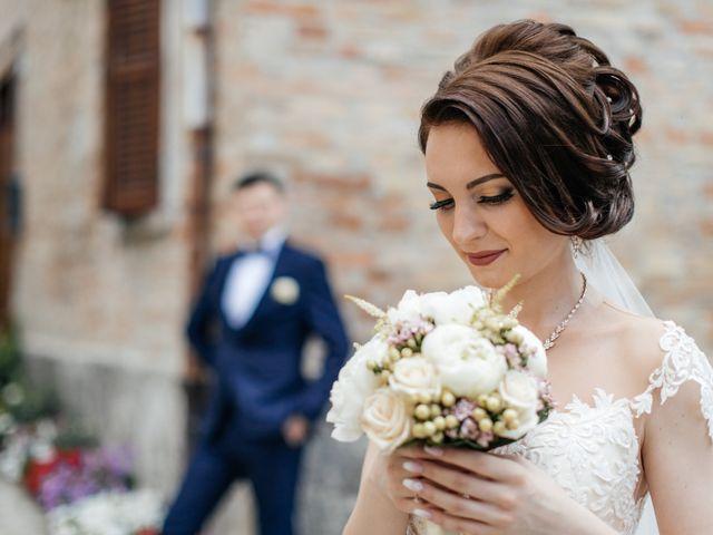 Il matrimonio di Vitalie e Olga a Modena, Modena 23