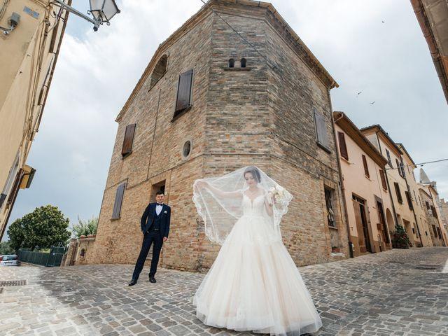 Il matrimonio di Vitalie e Olga a Modena, Modena 26