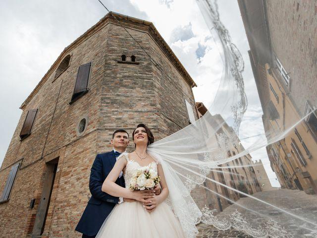 Il matrimonio di Vitalie e Olga a Modena, Modena 29