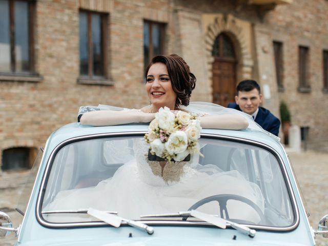 Il matrimonio di Vitalie e Olga a Modena, Modena 31