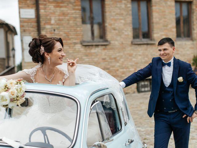 Il matrimonio di Vitalie e Olga a Modena, Modena 32